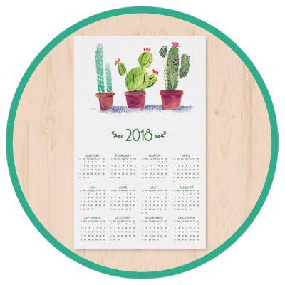Calendar de perete
